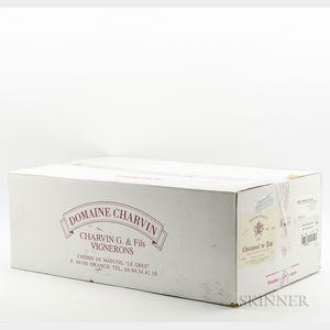 Charvin Chateauneuf du Pape 2009, 12 bottles (oc)