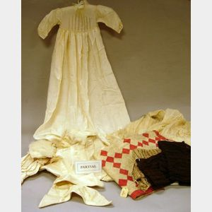 Miscellaneous 19th Century Clothing and Textiles