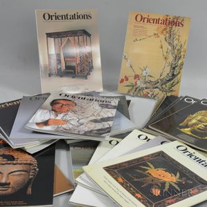 Collection of Orientations   Magazines