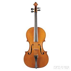 Modern Italian Viola, Igino Sderci, Florence, 1973