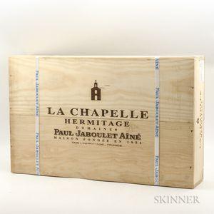 Jaboulet Hermitage la Chapelle 2004, 6 bottles (owc)