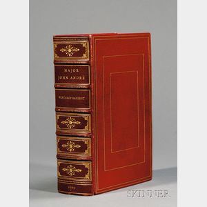 (Andre, John (1751-1780), Extra Illustrated)