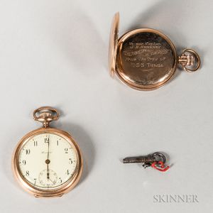 Two Pocket Watches