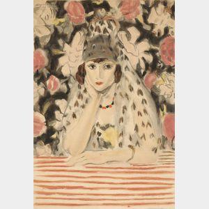 Jacques Villon (French, 1875-1963), After Henri Matisse (French, 1869-1954)      L'Espagnole