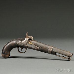 Model 1836 Johnson Converted Pistol