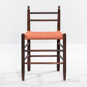 Shaker Weaver's Chair