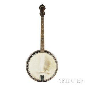 American Tenor Banjo, The Bacon Banjo Company, Groton, Style C, c. 1920