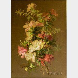 Theresa Maria Hegg (Swiss, 1829-1911)      Floral Still Life