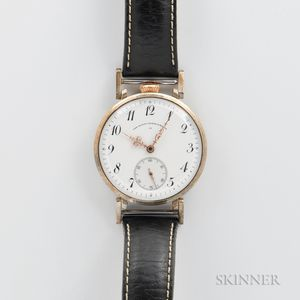 Baily, Banks & Biddle Converted Wristwatch