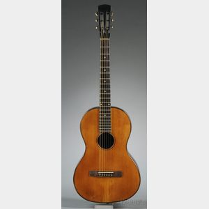 European Parlor Guitar, c. 1910