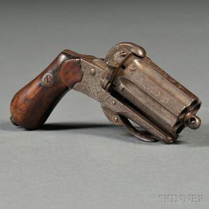 Meyers Pepperbox Pistol