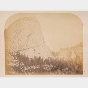 Carleton E. Watkins (American, 1829-1916)      Six Yosemite Valley Landscapes.