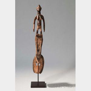 Mossi Karan Wemba Mask