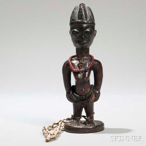 Yoruba Ibeji Doll