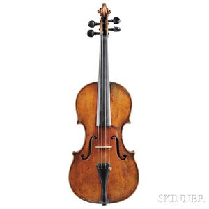 Violin, c. 1850