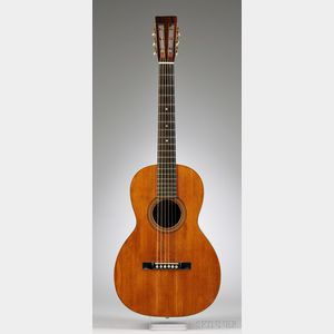 American Guitar, C.F. Martin & Company, Nazareth, 1892, Style 0-28