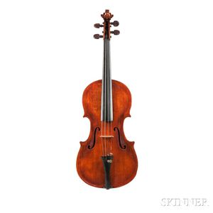 German Violin, c. 1850