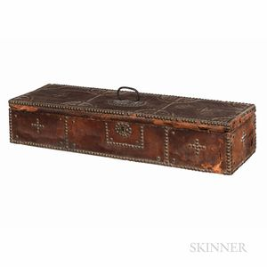 American Leather-bound Violin Case