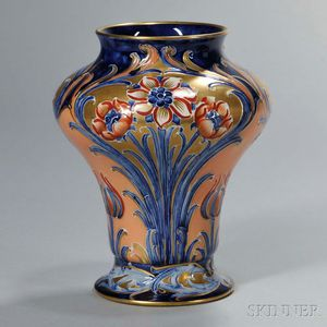 MacIntyre Moorcroft Alhambra Florian Vase