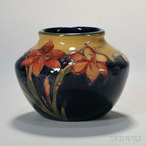 Moorcroft Freesia Design Vase