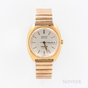 Longines Admiral Five-star Automatic Wristwatch