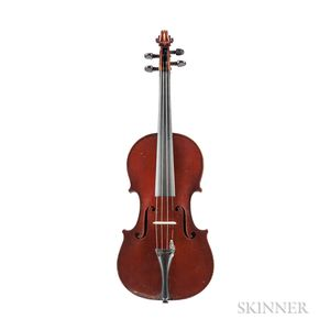 French Violin, Gand & Bernardel, Paris, 1887