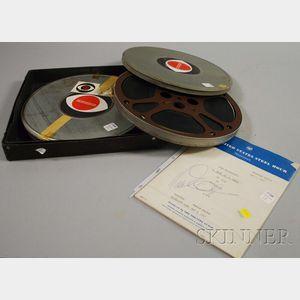 1957 U.S. Steel Hour A Drum is a Woman   Film with Duke Ellington   Autographed Script
