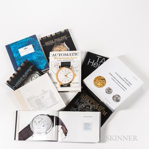 Nine Watch-related Reference Books