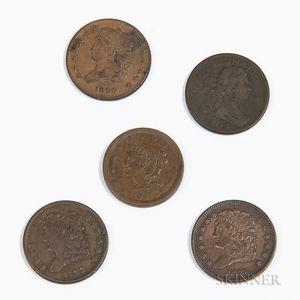 Five Half Cents