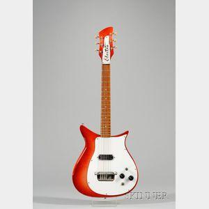 American Electric Guitar, Rickenbacker Company, Santa Ana, 1967, Model Electra ES-16