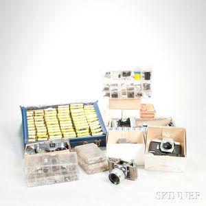 Kodak Retina Parts