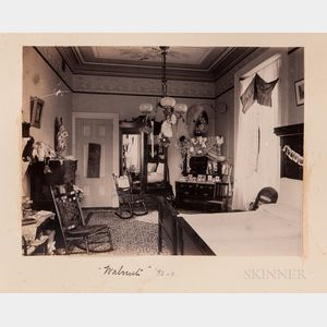 Ogontz School, Photo Album, 1893-1894.
