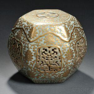 Large Porcelain Wrist Rest