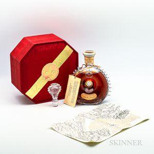 Remy Martin Louis XIII, 1 4/5 quart bottle (pc)