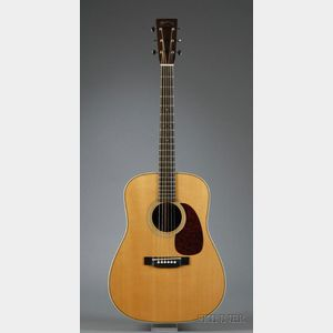 American Guitar, C.F. Martin & Company, Nazareth, 1995, Model HD-28 Custom