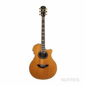 Yamaha APX-20C Acoustic Electric Guitar