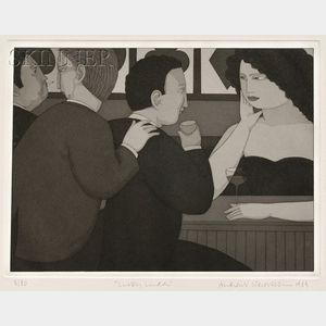 Andrew Stevovich (American, b. 1948)      Lucky Linda
