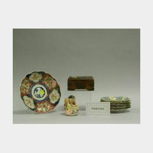 Twenty-two Asian Decorative Items