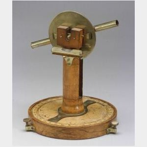 Demonstration Theodolite by Rabone & Sons