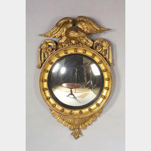 Gilt-carved Mirror