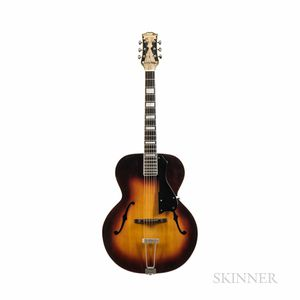Gretsch Artist Model 150 Acoustic Archtop Guitar, c. 1935