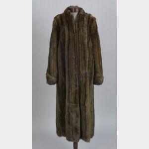 Brown Sable Coat