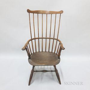 Fan-back Windsor Armchair