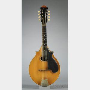 American Mandolin, Lyon & Healy, Chicago, c. 1920, Style B