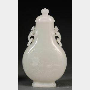 Sold for: $501,000 - Large Jade Vase