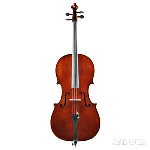 German Violoncello, SIR Spezial-Cellobau, Baiersdorf, 1993