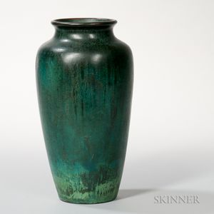 Large Clewell Pottery Vase