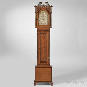 Philander Noble Cherry Tall Clock