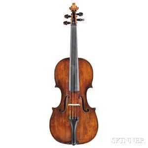 Dutch Violin, Pieter Rombouts, Amsterdam, c. 1712