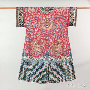 Semiformal Dragon Robe